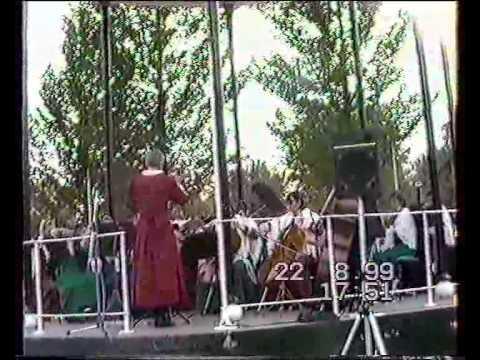 Tango de la Luna - Ladies Palm Court Orchestra