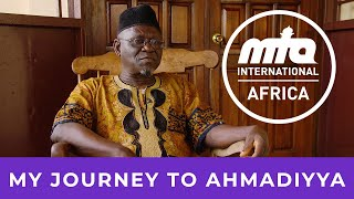 Journey to Ahmadiyyat | Mr. Ansumana Morriba Kamara