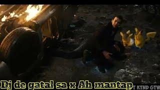 Download Dj De Gatal Gatal sa x Ah mantap