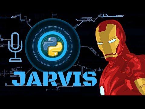 How to make Iron Man JARVIS | Python 3.6