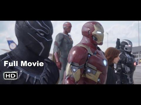 "Captain America: Civil War Full"" Movie   worldfree4u.info (2016) in hindi"
