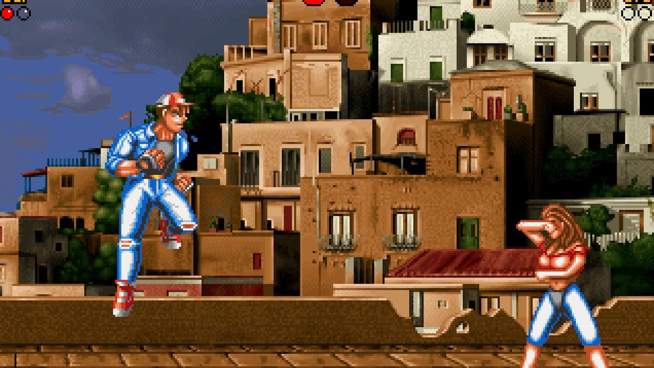 Body Blows Galactic - Amiga Game - Download ADF, Music