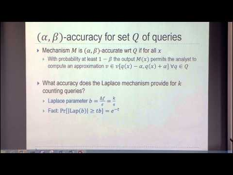 Differential Privacy: Fundamentals To Forefront I