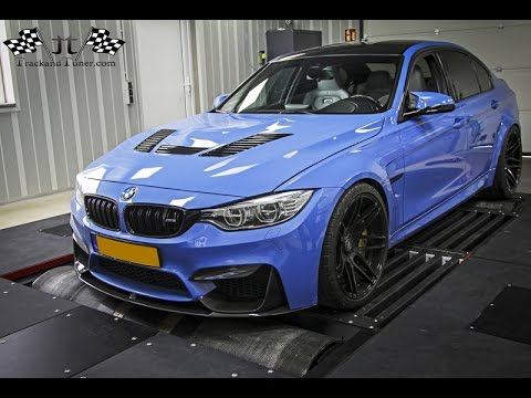 tuned bmw m3 f80 dyno run 3ddesign exhaust and msr intakes youtube. Black Bedroom Furniture Sets. Home Design Ideas