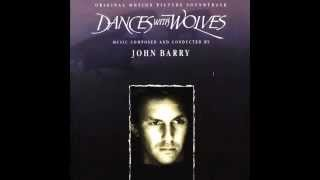 Dances With Wolves Soundtrack: Falling In Love (Track 14)