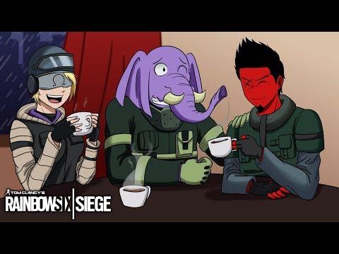 "Rainbow Six: Siege | ""No RSVP No ENTRY"" | w/ CaRtOoNz, Ohmwrecker"
