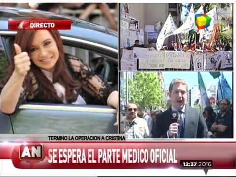 Dr. Estol en el Noticiero América Noticias 1ra Edición 08/10/13