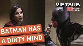 BATMAN cứ nghĩ hoài về SEX