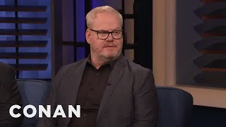 "Jim Gaffigan On His New Movie ""Being Frank"" - CONAN on TBS"