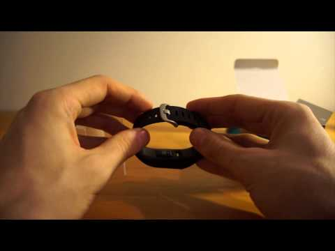 Fitbit Charge HR Unboxing Video