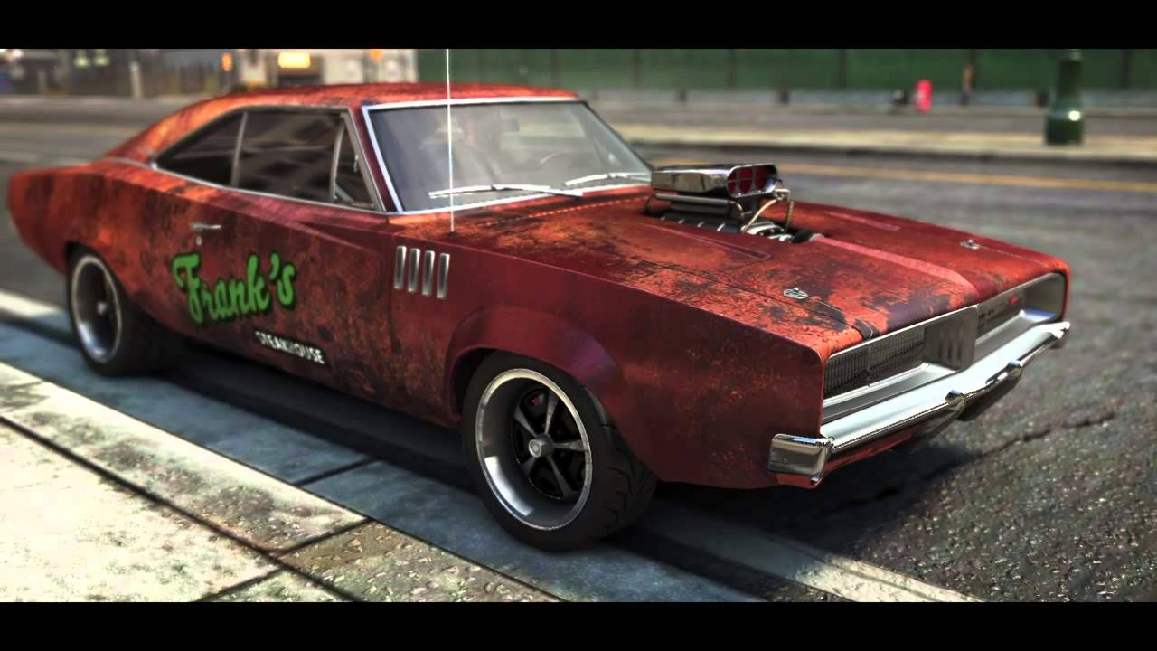 Rusted 1969 Dodge Charger R T Hemi The Crew Ps4 Youtube
