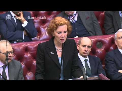 Tributes to Baroness Thatcher | House of Lords