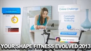 Wii U: Your Shape Fitness Evolved 2013 Announcement Trailer - Nintendo NYC Conference 2012