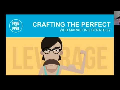 Crafting the perfect Web Marketing Strategy with Jon Hollenberg