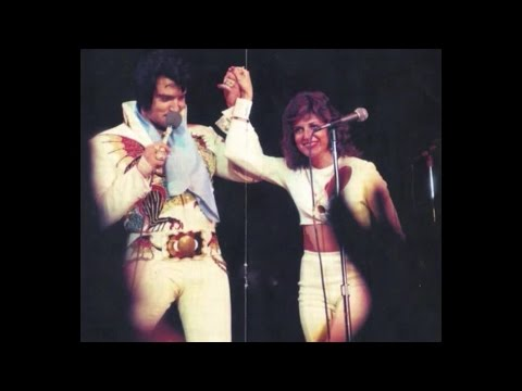 Elvis Laughing With Kathy Westmoreland