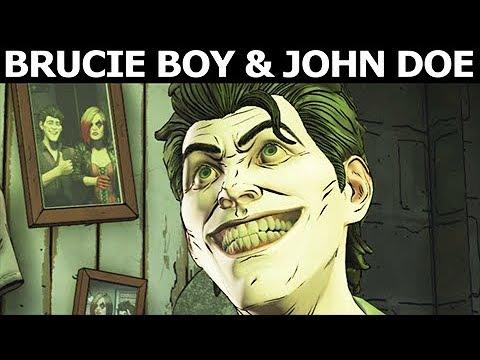 Brucie Boy & John Doe As Good Friends - BATMAN Season 2 The Enemy Within Episode 2: The Pact