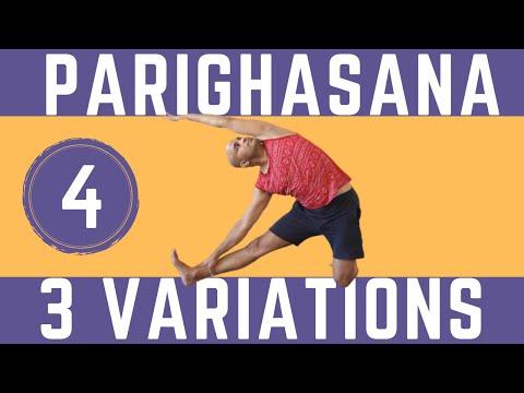 Parighasana | Gate Pose | Kapı Duruşu