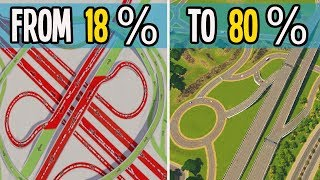 Download I am BLOWN AWAY by how AMAZING this Traffic Fix is in Cities Skylines! Mp3 and Videos