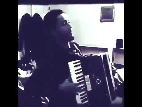 Agri kesici-musiqisinin qarmonda ifasi