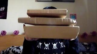 219. Three New Tarot Decks: Unboxing and Rambling