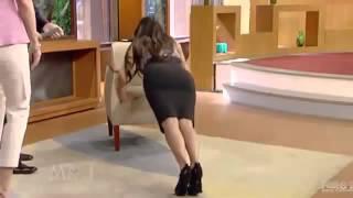 كيم كردشيان تكشف عن سر مؤخرتها في برنامج تلفزيوني