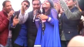 Saleem Ji & Sonia Sharma l Peer Mere Ya Jugni Gi l Live Show l