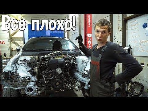 Почему не стоит ставить 2jz в BMW E39 № 3