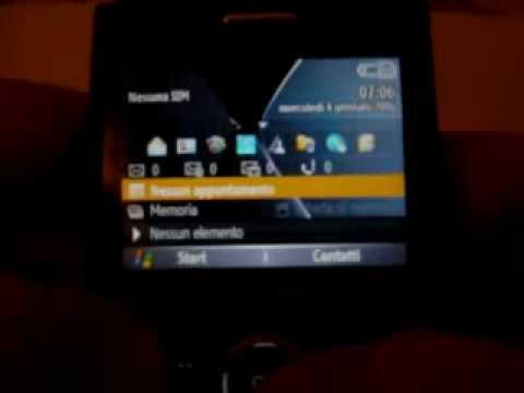 Samsung i600 Smartphone Blackjack