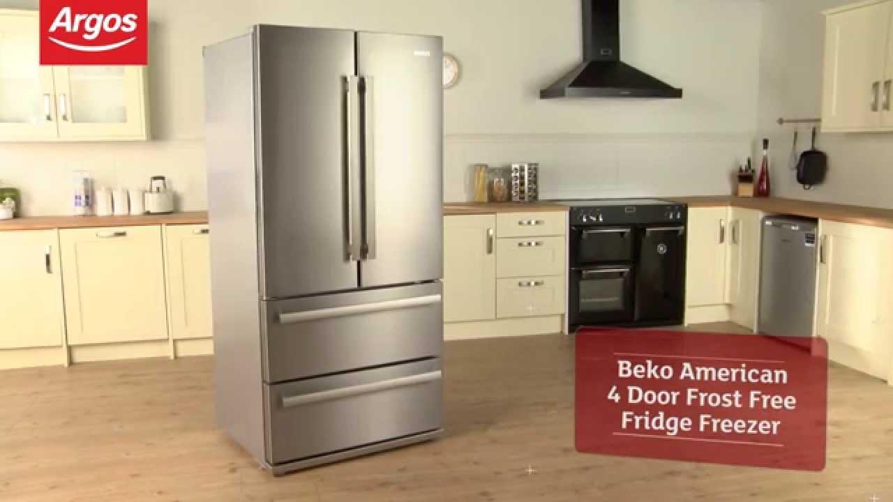 Beko gne60020x american 4 door frost free fridge freezer review beko gne60020x american 4 door frost free fridge freezer review youtube rubansaba
