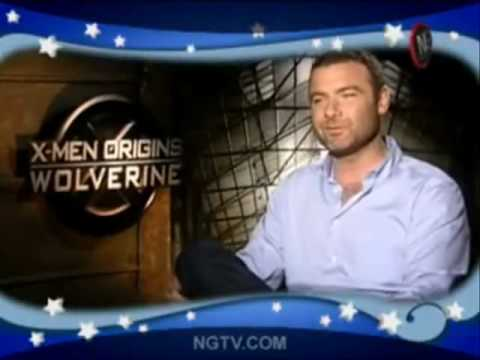 Funny Moments with Liev Schreiber?!