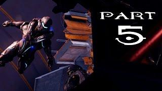 Halo 5 Guardians Walkthrough Part 5 Mission 6 EVACUATION