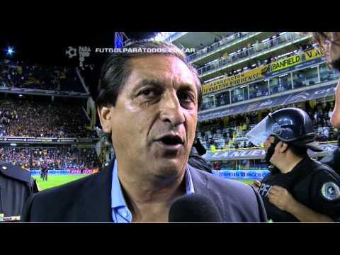 """""""Mejor que esto no se puede ganar"""". Boca 1 vs. River 2. Fecha 10. Torneo Final 2014. FPT"""
