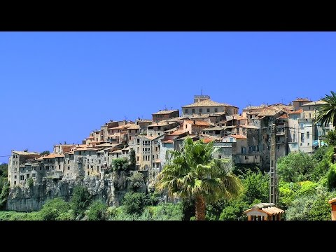 Tourrettes-sur-Loup, French Riviera, France [HD] (videoturysta.eu)