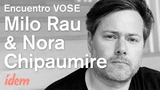 Encuentro con Milo Rau y Nora Chipaumire VOSE (Festival Ídem)