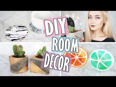 DIY Room Decor Tumblr Inspired! Easy & Affordable
