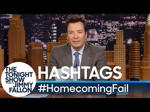 Woody Johnson - Jimmy Fallon Reveals Homecoming Fails