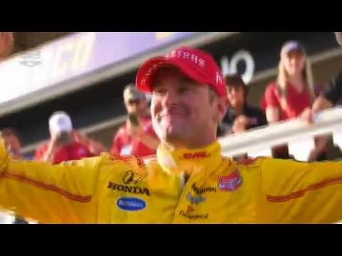 2015 Ryan Hunter-Reay Red Carpet Interview