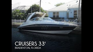 Used 2009 Cruisers 330 Express for sale in Bradenton, Florida