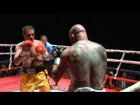 WORLD RANK BOXING - WV State Heavyweight Championship