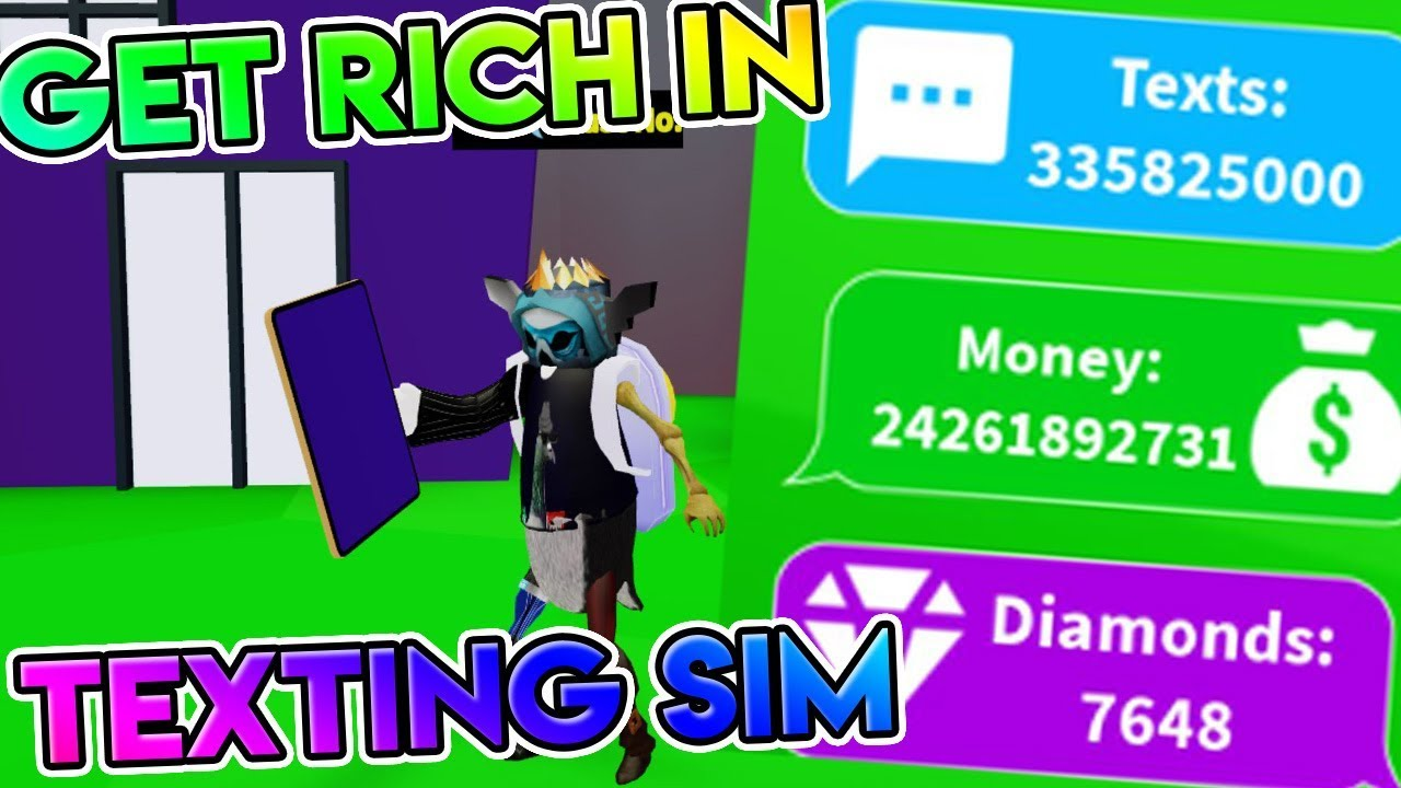 Money Glitch Super Op Texting Sim Working By Glad To Be Chad
