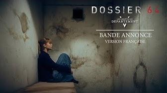 DOSSIER 64 - Bande-annonce VF - Les Enquêtes du Département V