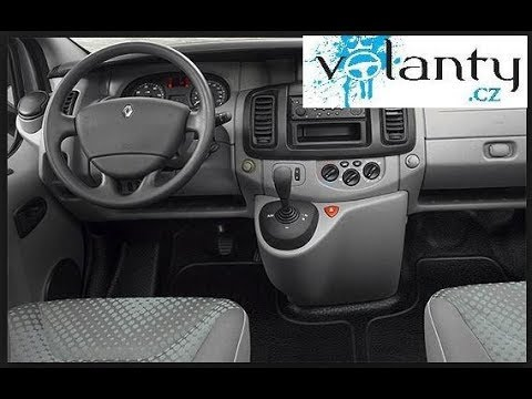 Demontage Du Volant Airbag Renault Trafic Mk1 Youtube