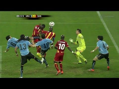 Uruguay vs Ghana - Minuto Final - Sudáfrica 2010 (relato uruguayo) HD