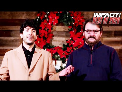 Tony Khan's Newest PAID AD on IMPACT Wrestling!   IMPACT! Highlights Dec 22, 2020