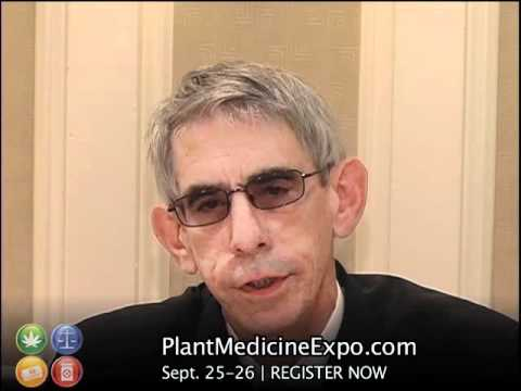 Richard Belzer gets serious about Plant Medicine Expo & the Healthcare Provider Conference