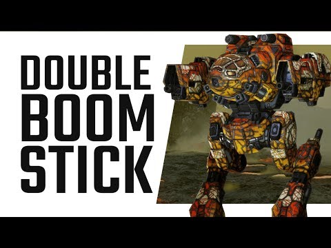 Double LB20X Mad Cat II Boom Stick Build - Mechwarrior Online The Daily Dose #323