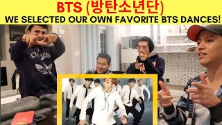 BTS | EASY TO HARDEST BTS DANCES | REACTION VIDEO BY REACTIONS UNLIMITED