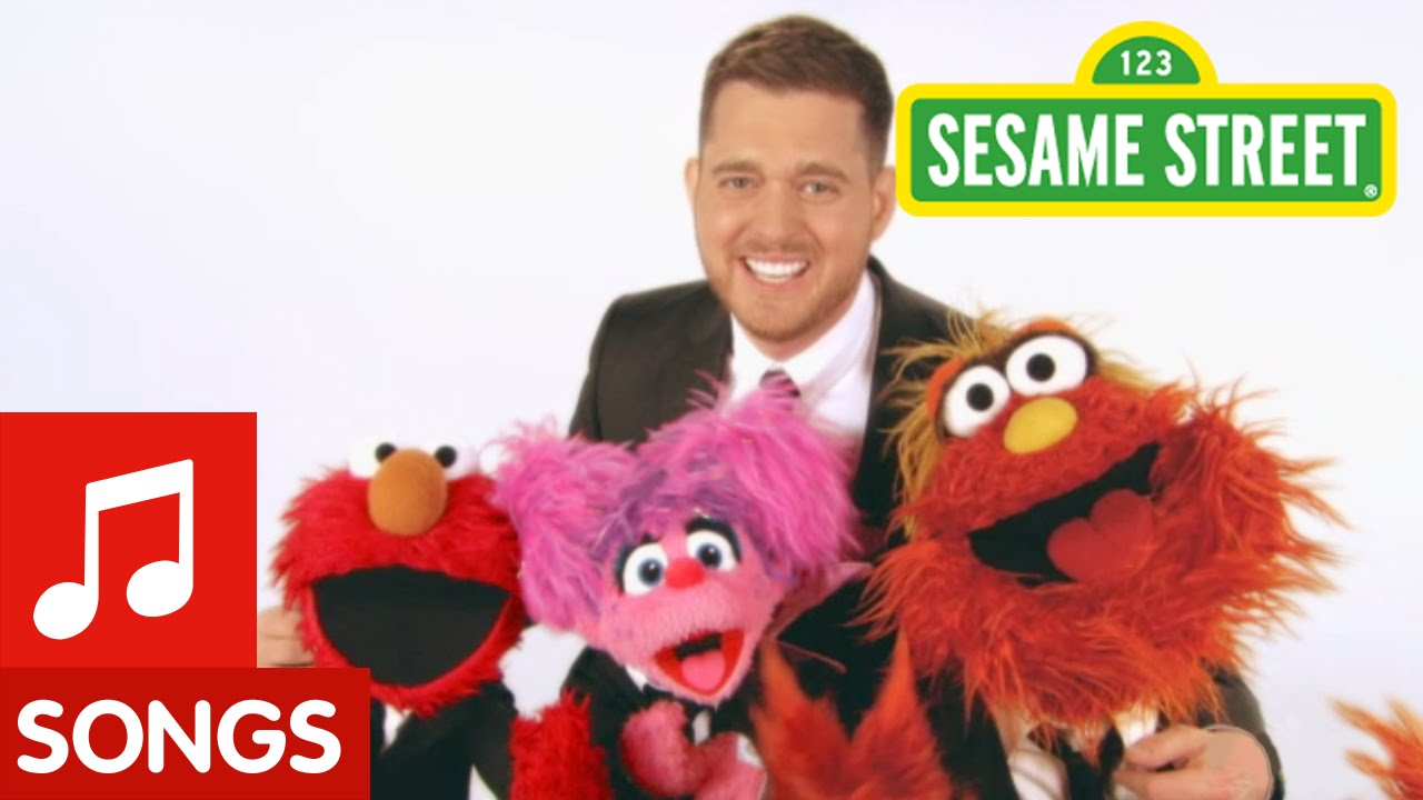 Sesame Street: Believe in Yourself Song (Michael Bublé ...