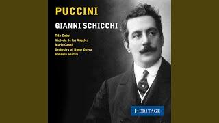 Orchestra Of Rome Opera Gianni Schicchi No 11 O