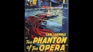 EL FANTASMA DE LA OPERA (THE PHANTOM OF THE OPERA, 1925, Full movie, Silent movie, Cinetel)